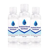 Wholesale Travel Size Antibacterial Hand Sanitizer OEM / ODM Protecting From Unseen Germs from china suppliers