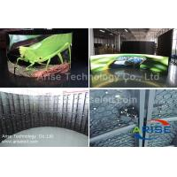 Quality 500x1000 flexible Indoor/outdoor rental led display P3.91、P4.81 500x500 for sale