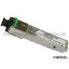 Industrial Grade SC Type SFP Single Fiber Optic Transceiver 1.25G 20KM CE FCC for sale