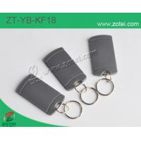 Wholesale ABS key tag/keyfob/keyring,Model:ZT-YB-KF18, Size:50×26×6mm from china suppliers