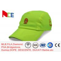 Wholesale Design your own 6 panel dryfit hat running unisex cap hat sports bike custom mesh sports cap from china suppliers
