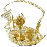Wholesale 2012 decorative household silver plated religious gifts from china suppliers