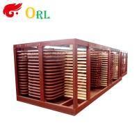 China CFB Heat Exchanger Boiler Ionic , Boiler Header ORL Power ASTM Certification on sale