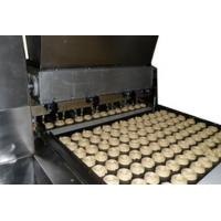 Wholesale Commercial Biscuit Cookie Forming Machine , Cookie Production Line Industry from china suppliers