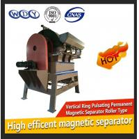 High efficient permanent magnetic vertical ring separator with after sales service for sale