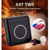 China Sport TWS Wireless Earphones Bluetooth 4.2 Headphone Stereo Earbuds with 5200mAh Charge Box Power Bank on sale