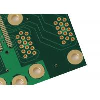 Multilayer RF Pcb Board With FM Power Amplifier Satellite Transceiver 2.4 GHz ER 3.38