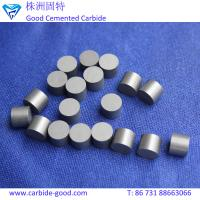 Wholesale High Quality Factory Supply Round Boron Carbide Plates Block Ceramic Rod Boron Carbide Rod B4C Rods from china suppliers