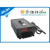 Wholesale high power 2000W 100amp battery charger 12v 48v 30amp 60v 25amp electric scooter electric motorcycle charger wholesale from china suppliers