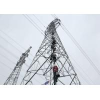 Wholesale 4.8S / 6.8S / 8.8S Transmission Line Steel Towers , High 500 Kv Transmission Tower from china suppliers