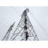 4.8S / 6.8S / 8.8S Transmission Line Steel Towers , High 500 Kv Transmission Tower for sale