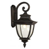 Alumunin Blck Gold Classic Outdoor Lighting 3M Mount Height Electric Wall Lamp for sale