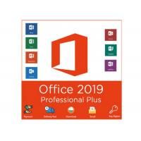 Wholesale Microsoft Office 2019 Pro Plus Key For Windows Key Instant Delivery from china suppliers