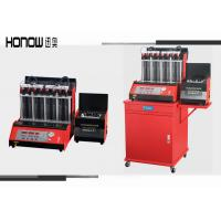 Wholesale Automotive Ultrasonic Fuel Injector Tester And Cleaner 8 Cylinders Adjustable Time from china suppliers