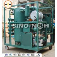 China Vacuum Drying of Transformer Oils, Used Transformer Oil Purification Machine, Transformer Oil Filtering Plant for sale