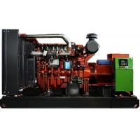 China Industrial Natural Gas Generator Set Prime Power 200KW Maintenance Friendly for sale