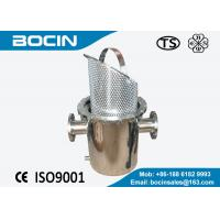 Wholesale Bucket strainer filter for water treatment pre filtration IN water recycling industry from china suppliers