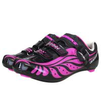 China Women's Bike Shoes For Commuting And Indoor Cycling Compatible With SPD Road Pedals for sale