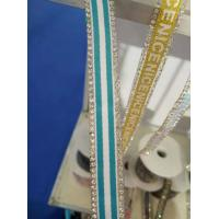 Buy cheap Hot Fix Strips be Studded with Rhinestones Strass Glittering Banding Weave Iron from wholesalers