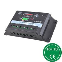 China Whaleflo Solar panel charge controller 12V 24 volt 5/10/15/20A OEM for Middle East and Africa Top sales PWM Controllers for sale