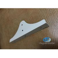 Wholesale Nature Color Aluminum Extrusions Stock Shapes With Hole Punching SGS from china suppliers
