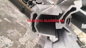 Wholesale 7001 Rock Drill Aluminium Extruded Profiles For Longitudinal Deviation from china suppliers