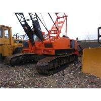 Wholesale 50T weight Used Hitachi Crawler Crane KH180-3 MITSUBISHI engine with Original Paint from china suppliers