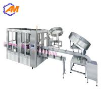 Wholesale Small stainless steel laundry liquid filling machine from china suppliers