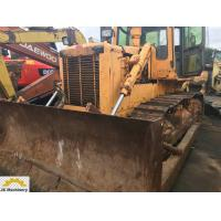 12.9 Km/H Used Caterpillar Bulldozer With Caterpillar 3306 Engine & 3 Shank Ripper for sale