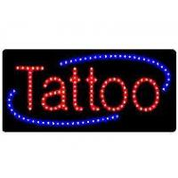 Wholesale LED Tattoo Sign Board (HST0005) from china suppliers