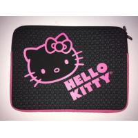 Wholesale Black HELLO KITTY Laptop Sleeve Notebook Computer Tablet Case Protector Padded Carrier,water resistant,slim 7inch from china suppliers