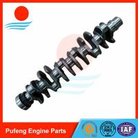 Wholesale Volvo excavator engine spare parts exporter forged D7E crankshaft OEM 20790461 for EC290B from china suppliers