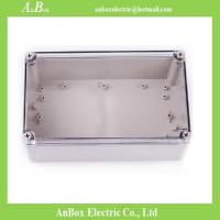 Wholesale 9.84x5.91x3.94inch Plastic Housing For Electronics from china suppliers