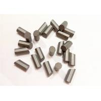 Good Toughness Tungsten Carbide Products Drill Tips For Hard Rock T110 / T107 / T105 for sale