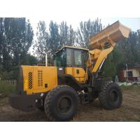 Buy cheap Front Loader Articulated Wheel Loader 4000 kg Rated Load Color Customized For from wholesalers