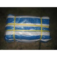 Quality pe laminated color strips tarpaulin for sale