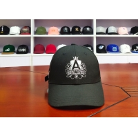 Wholesale High Quality Low Price ACE Unisex Custom Silk Print Logo Baseball Sports Curve Brim Cap from china suppliers