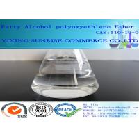 Fatty Alcohol Polyoxyethylene Ether Nonionic Surfactants CAS 9002-92-0
