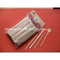 China Wooden Coffee Stirrer on sale