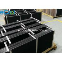 Wholesale Epoxy Resin Fin And Tube Heat Exchanger For Refrigerants , Freon R410a from china suppliers