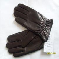 Buy cheap fashion leather gloves for man from wholesalers