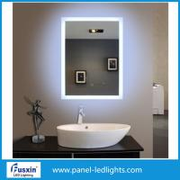 5mm Hotel small vanity mirror with lights Anti Corrosion Protection FUSXIN 11-13 for sale
