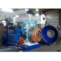 China Poultry Animal Feed Pellet Machine / Cattle Feed Mill Equipment Large Capacity on sale