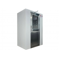 Buy cheap Air Shower Room For Pharmaceutical Industry GMP Standard Single Person Air from wholesalers