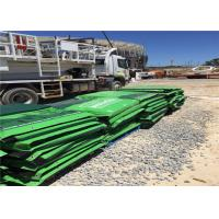 China Temporary Sound Barriers  4 layers + Construction Site Barriers Sound Blanket 40dB noise Absorption on sale