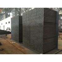 Wholesale Vertical Tubular Air Pre Heater / Plate Type Combustion Air Preheater from china suppliers