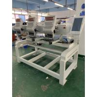 China New 6/9/12/15 needles 2 head embroidery machine for sale on sale