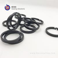 Wholesale Carbon Graphite Glass PTFE Filled PEEK Back-Up Rings PEEK Hydrauilc Pneumatic Rod Piston Seals High Temperature Resist from china suppliers