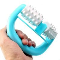 China Anti Cellulite Handheld Body Massager Roller Size 14 * 10 * 4.2cm Customized Logo on sale