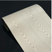 Quality White Ash Paper Backed Veneer | Paper Backing Ash Wood Veneer Sheet for sale